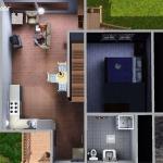 Sims 3 half-timbered base game starter 12