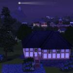 Sims 3 half-timbered base game starter 15