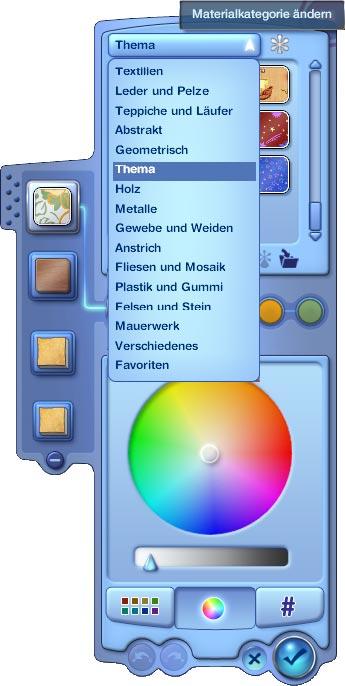 [Tutorial] CaS-Tool: Kategorien der Materialien