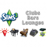 Die Sims 3 Clubs, Bars, Lounges
