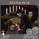 sims 3 karriere alchemist. Black Bedroom Furniture Sets. Home Design Ideas