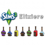 Die Sims 3 Elixiere