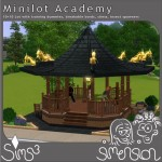 Sims 3 Academy | Akademie