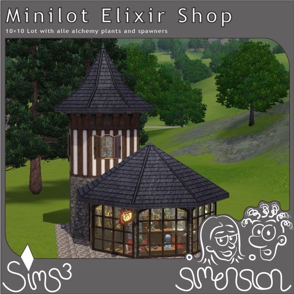 Elixir Shop | Elixier-Geschäft