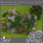 Excavations Site | Ausgrabungsstätte