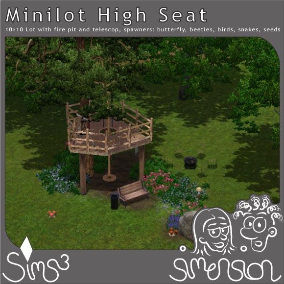 High Seat | Hochsitz