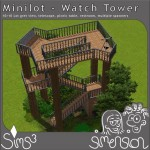 Watch Tower | Aussichtsturm