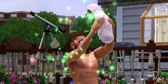 Geburt - das Alien Baby ist da!