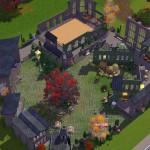 Lichtfabrik im Herbst
