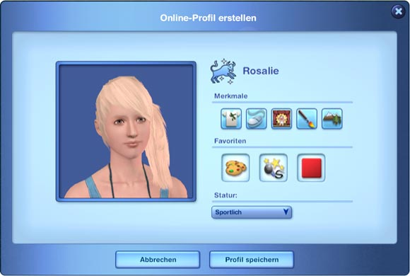 Is there a dating service on sims 3