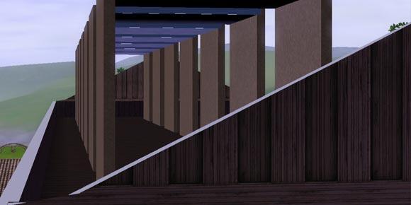 Ausgangssituation - von unten gefärbte Böden