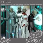 4 Aliens | Außerirdische