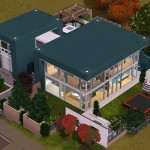 Sims 3 Download Arjan - front view