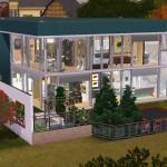 Sims 3 Download Arjan - side view