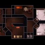 nectary - floor plan: cellar | Grundriss: Keller