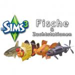 Die Sims 3 Fische mit Zuschtstationen