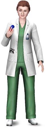 Die Sims 3 Karriere - Medizin