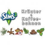 Die Sims 3 Kräuter nd Kaffeebohnen