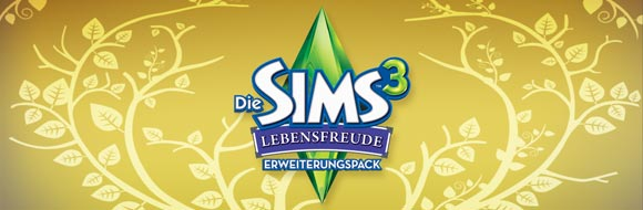 Die Sims 3 Lebensfreude