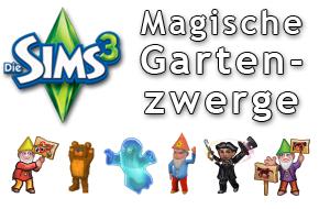 Die Sims 3 Magische Gartenzwerge