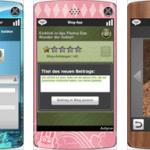 Smartphone-Folien für Sims 3
