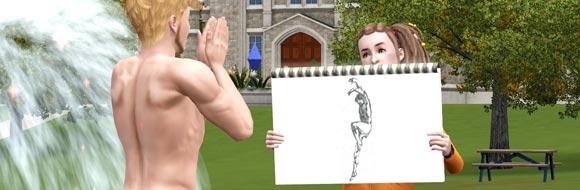Sims 3 studium sch ne k nste - Architektonische meisterwerke ...