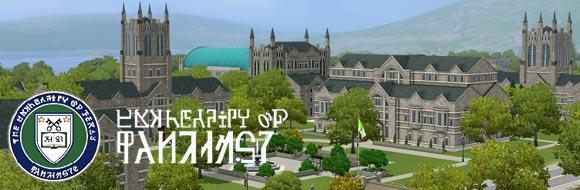 Studium an der Sims-Universität