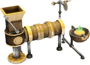Edelstein Schleifmaschine