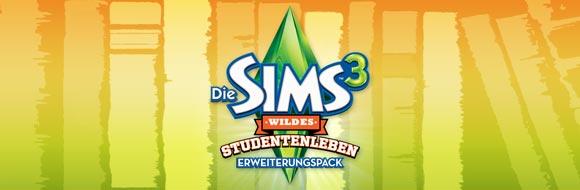 Die Sims 3 Wildes Studentenleben