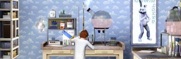 Sims 3 Chemielabor