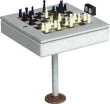 Fehigkeit Schach - Schachtisch