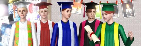 Sims 3 Internate