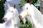 Die Sims 3 Einhorn
