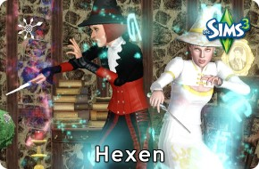 Die Sims 3 Hexen