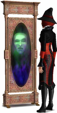 Die Sims 3 Zauberspiegel
