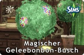 Die Sims 3 Magischer Geleebonbon-Busch