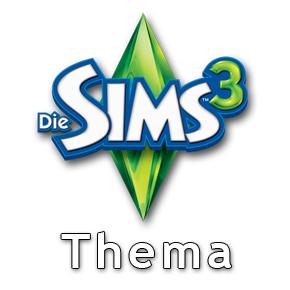Die Sims 3 Thema