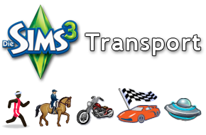 Die Sims 3 Transport