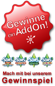 Gewinne ein Die Sims 3 Addon
