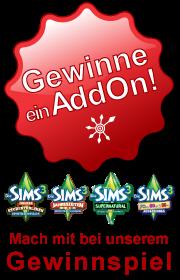 Gewinne eine Die Sims 3 Erweiterung