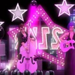 Sims 3 Band auf Bühne