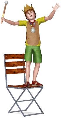 Sims 3 Kinder - Königlichem Hof vorsitzen