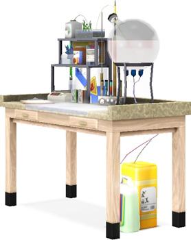 Die Sims 3 Chemielabor
