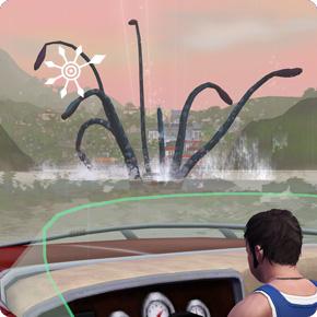 Die Sims 3 Inselparadie – Krake loslassen!