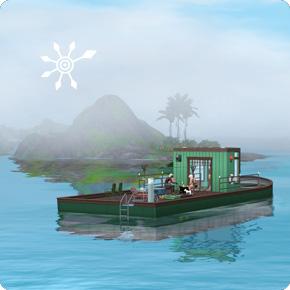 Inselparadies mit unentdeckten Inseln