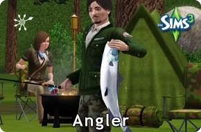 Die Sims 3 Karriere Angler