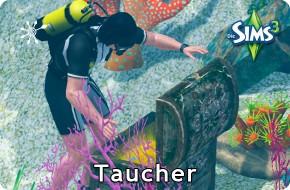 Die Sims 3 Karriere Taucher