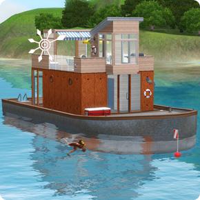 Karriere Angler – Hausboot direkt am Tauchbezirk ankern