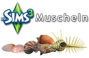 Die Sims 3 Muscheln
