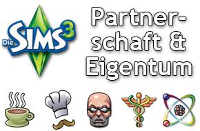 Die Sims 3 Partnerschaften mit und Eigentum an Rabbitholes